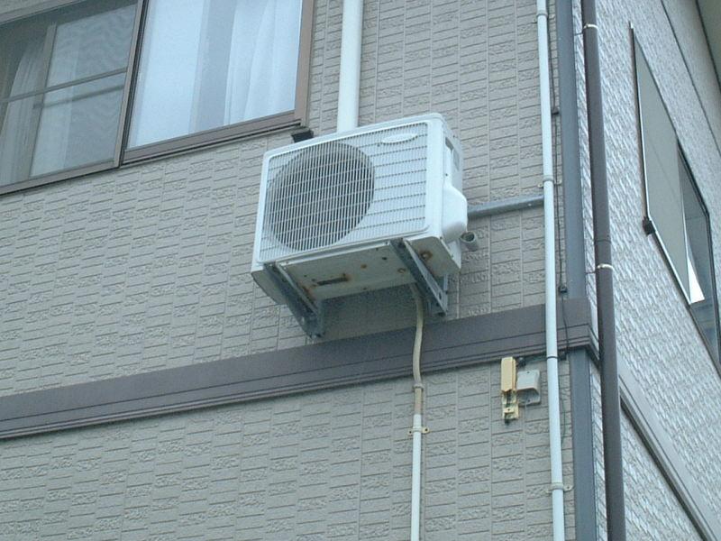 エアコンと室外機の距離が心配です -今度、新しく …