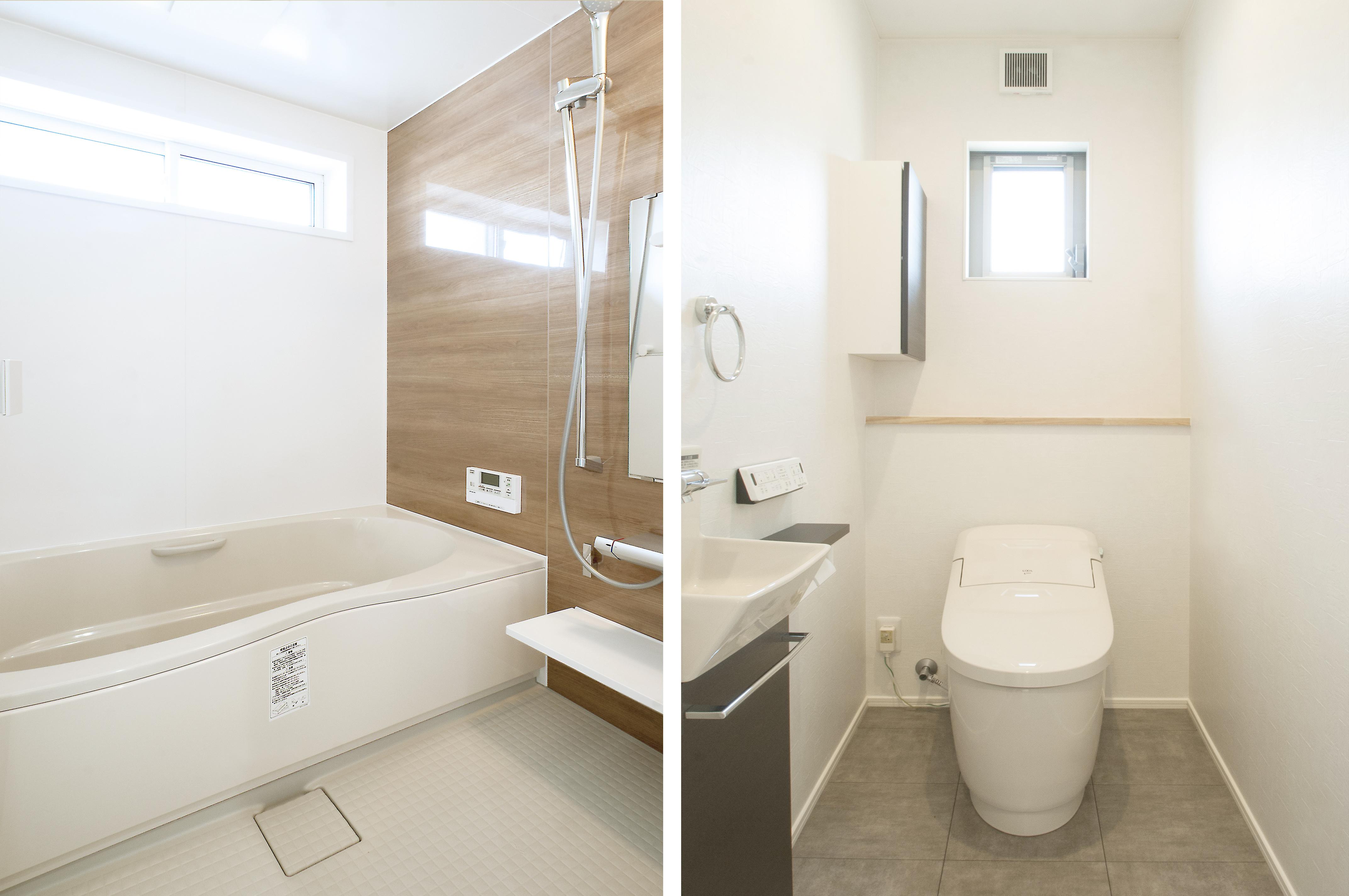 ユニットバス トイレ